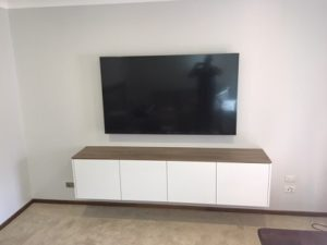 After TV Unit